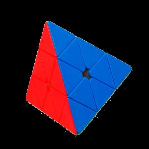 Cubo mágico pyraminx